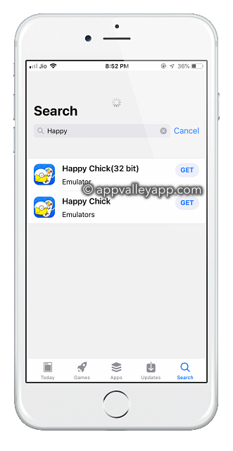 Happy Chick ( iPhone and Android APK )