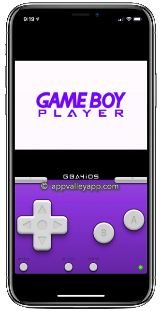 GBA4iOS Emulator ( AppValley App )